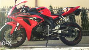 Honda cbr 1000rr -2007