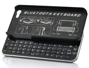 Bluetooth tastatura za iPhone 6 6s sa oklopom, futrola