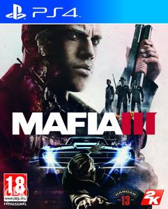 Mafia 3 III (PlayStation 4 - PS4)