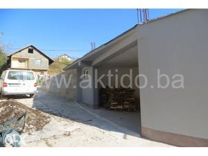 Proizvodno skladišna hala površine 200m², Zenica