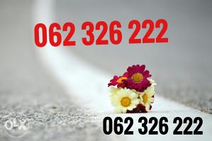 Ultra broj 062 326 222