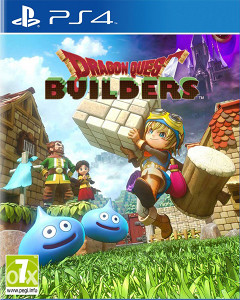 Dragon Quest Builders (Playstation 4 - PS4)