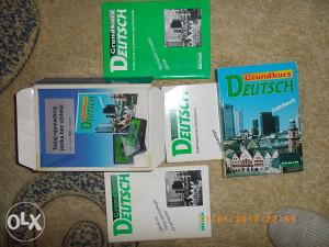 Kurs njemackog jezika sa kasetama