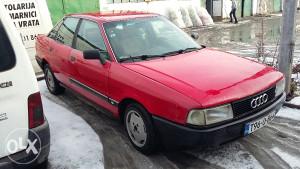 Audi 80 DIZEL TEK REGISTROVAN