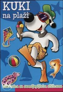 Knjiga: Kuki na plaži, pisac: Vanina Lombardi, Dječije knjige, Slikovnice, Do 10.00 KM