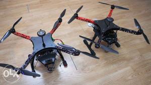 QAUD CARBON Dron