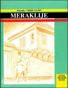 Knjiga: Meraklije, pisac: Vehid Gunić, Književnost, Poezija, Narodna