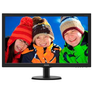 Monitor Philips 23.6 (60cm) Led 243V5QHABA (4604)