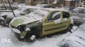 Renault clio 1.5 dci auto otpad softic