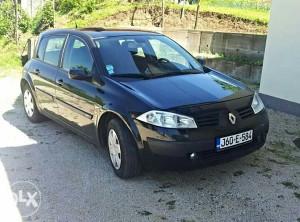 Renault Megane 1.5 dci 74kw, model 2006