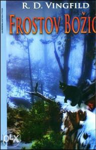 Knjiga: Frostov Božić, pisac: Vigfild R. D., Književnost, Romani, Triler