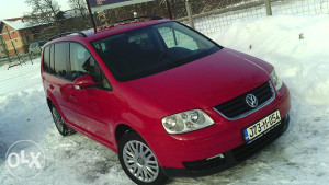 VW TOURAN DSG TOP STANJE 062 982-384 Tale