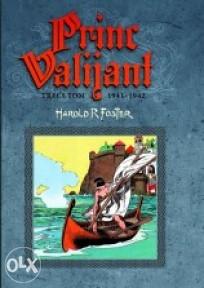 Knjiga: Princ Valijant 3, pisac: Harold Foster, Strip