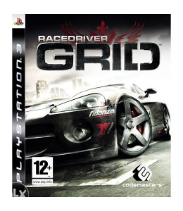 GRID Racedriver (PS3 - Playstation 3)