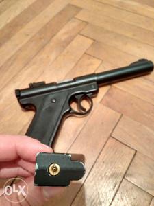 Airsoft pištolj KJW- Ruger .22