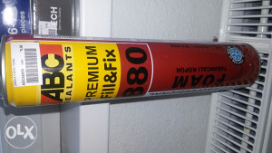 Zimska pur pjena 750 ml