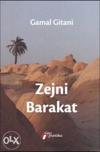 Knjiga: Zejni Barakat, pisac: Gemal Gitani, Romani, Istorijski