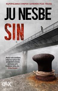 Knjiga: Sin, pisac: Jo Nesbo, Romani, Triler