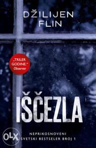 Knjiga: Iščezla, pisac: Džilijen Flin, Romani, Triler