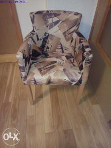 """Stolice """"Foteljice"""""""
