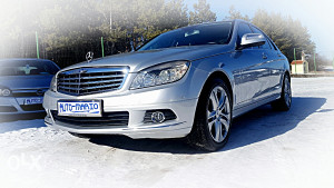 Mercedes-Benz C 220 CDI **ELEGANCE**