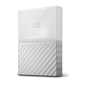 """HDD EXT WD 2.5"""" My Passport White 1TB (4631)"""
