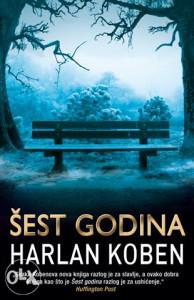 Knjiga: Šest godina, pisac: Harlan Koben, Književnost, Romani, Triler