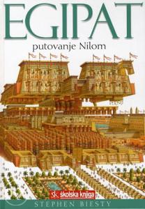 Knjiga: Egipat - putovanje Nilom, pisac: Stephen Biesty, Dječije knjige, Slikovnice, Romani i priče