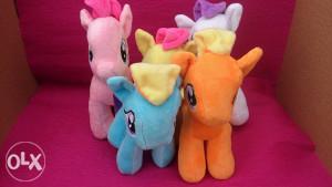 My little Pony/Moj mali Poni plisane igracke l NOVO