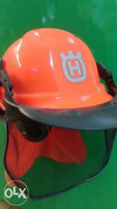 Zaštitni šljem, kaciga, oprema, šumarstvo