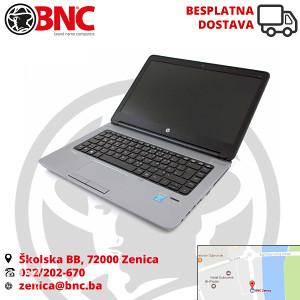 Laptop HP 640 G1 130 SSD 8 GB RAM i5 4. gen.