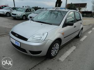 Ford Fiesta 1,4