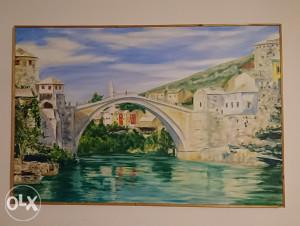Slika Stari most - Mostar