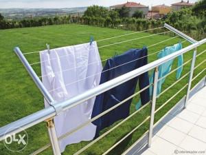 Štrik za ograde inox i aluminijske