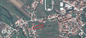 Prodaja parcele ili placeva veličine cca 450-500 m²