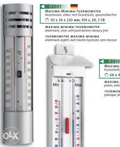 Minima-maxima termometar TFA, 10.2007