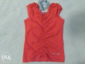 Ljetna majica za djevojčice - NOVA!!!