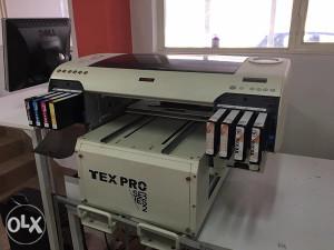 Masina za print na majice Azon Tex Pro