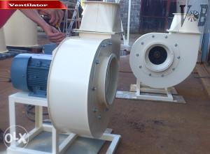 Ventilator za piljevinu - motor 7,5 kW