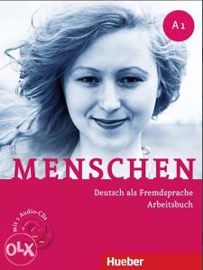 Knjiga: Menschen A1.1 - Arbeitsbuch mit DVD-ROM, pisac: Grupa autora, Strani jezici, Učenje, Udžbenici