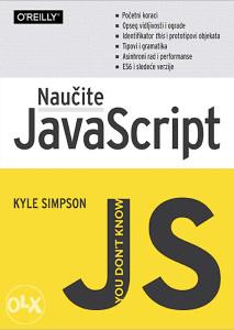 Knjiga: Naučite JavaScript, pisac: Simpson Kyle, Računari, Programiranje