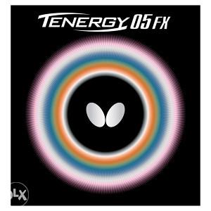 """""""Butterfly"""" Guma za reket Tenergy 05 FX"""