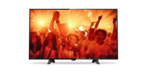 """Philips 43"""" LED FullHD TV 43PFS4131 DVB-S2 model 2017"""