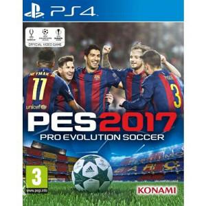 Pro evolution soccer 17 ps4 pes 17