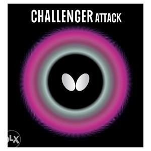"""Butterfly"" Guma za reket Challenger attack"