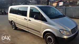 Mercedes Vito 115 cdi Long