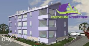 Stanovi u izgradnji na N.Brčkom po cijeni 1.150 KM/m2