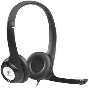 LOGITECH Corded USB Slušalice H390 - EMEA