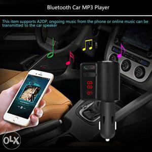 Bluetooth LCD MP3 Player za auto Transmiter Modulator