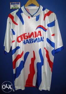 Dres - majica Srbija navija